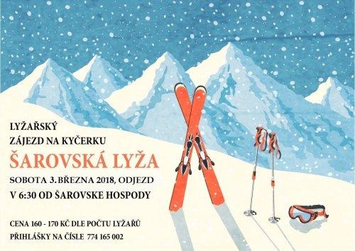 ŠAROVSKÁ LYŽA 2018