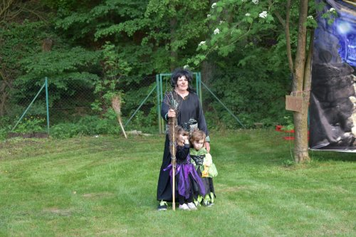 Pálení čarodějnic - fotky